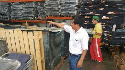 Con un millón de soles reabastecen almacenes del COER Lambayeque