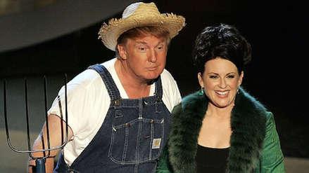 Emmy 2018: Cuando Donald Trump cantó en la gala vestido de granjero [VIDEO]