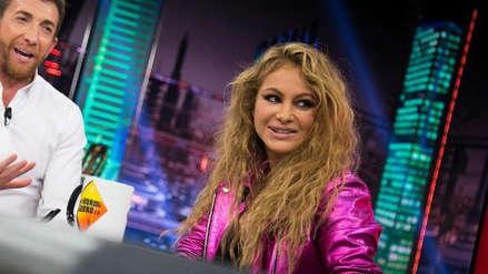 Paulina Rubio apareció en TV y fanáticos comentan el peculiar cambio en su rostro [FOTOS]
