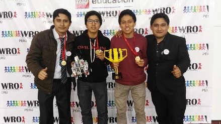 Estudiantes de la UNI piden apoyo para participar de mundial de robótica en Tailandia