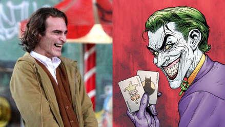 Joaquin Phoenix Se Luce Como El Joker En Primeras Imagenes