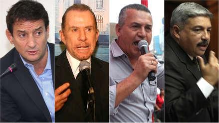 Ipsos | Reggiardo se mantiene al frente en la intención de voto para la alcaldía de Lima