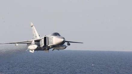 Un avión ruso con 14 soldados a bordo desaparece de los radares en Siria