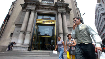 Bolsa de Valores de Lima cayó a su menor nivel desde diciembre del 2017