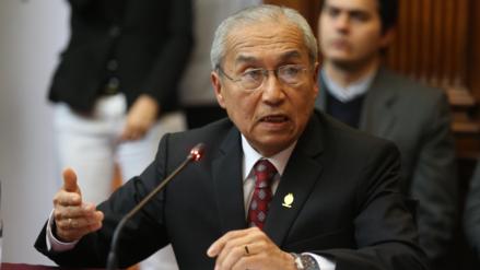 Pedro Chávarry es separado de la Comisión de Alto Nivel Anticorrupción