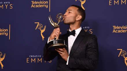 Emmy: El ingreso de John Legend al selecto club EGOT y más curiosidades de los premios
