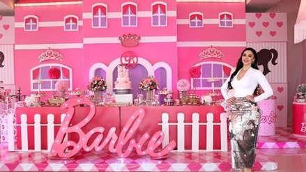 """Gemelas de """"El Chapo"""" Guzmán festejaron su cumpleaños al estilo de Barbie"""