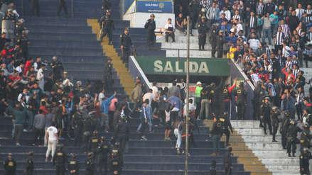 Enfrentamiento en exteriores de 'Matute' fue entre hinchas de Alianza Lima