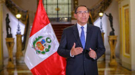Sheput tras reunión de Vizcarra con voceros: El presidente logró
