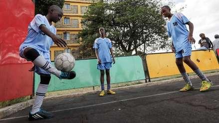 La hazaña de los niños de un humilde barrio africano que le ganaron al FC Barcelona