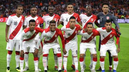 Honduras anunció partido amistoso con la Selección Peruana