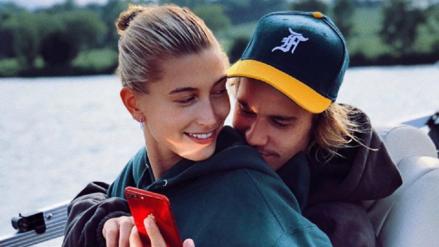 Justin Bieber Hailey Baldwin Usa Su Nombre De Casada En Instagram
