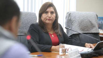Comisión devuelve al PJ pedido de levantamiento de inmunidad a Betty Ananculí