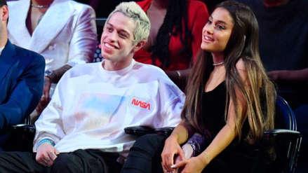 Ariana Grande cancela su compromiso con Pete Davidson a un mes de la muerte de Mac Miller