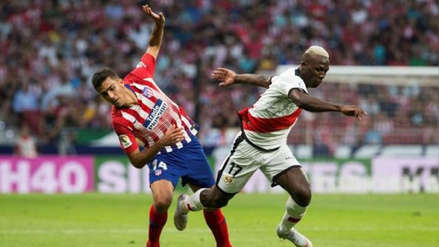 Luis Advíncula recibió elogios de periodista de diario AS