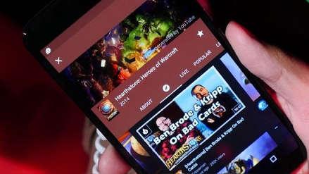 Google cancela Youtube Gaming y añade sección especializada de videojuegos