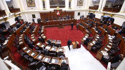 Pleno del Congreso aprobó por unanimidad el proyecto de ley para reformar el CNM