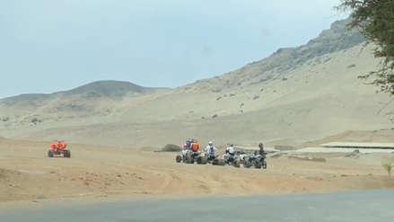 Piden más policías para proteger alrededores de huacas del Sol y la Luna