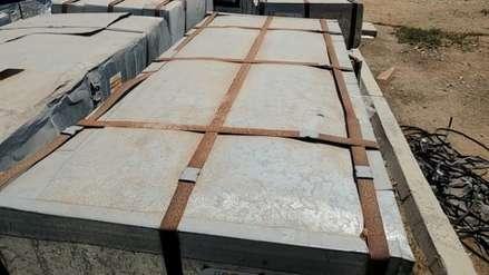 Lambayeque: módulos para damnificados inservibles en almacenes del COER