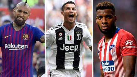 Champions League: las estrellas que cambiaron de equipo y defenderán otra camiseta