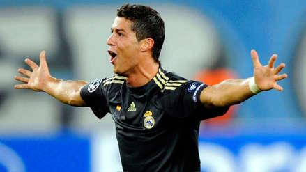 Cristiano Ronaldo también posee el récord del primer gol de la Champions League