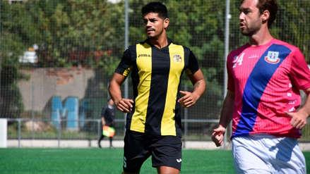 Conoce al futbolista peruano que compite en la Liga de Andorra