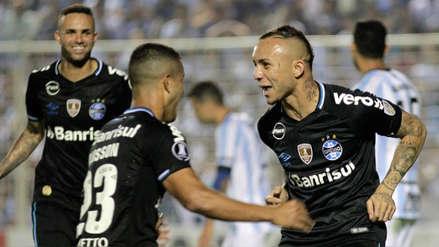 Gremio sacó la raza de campeón y venció 2-0 a Atlético Tucumán por la Libertadores