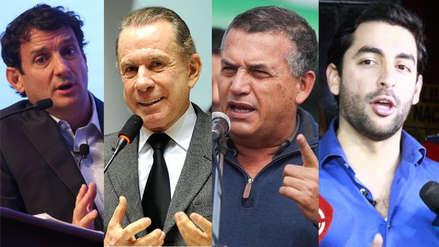 CPI   Reggiardo mantiene liderazgo de intención de voto para la alcaldía de Lima