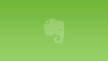 Evernote: otro elefante en peligro de extinción