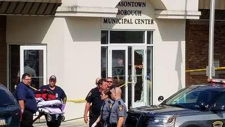 Tiroteo en un Tribunal de magistrados deja un muerto y cuatro heridos en Pensilvania