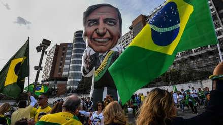 Los candidatos presidenciales en Brasil serán monitoreados por GPS tras el ataque a Bolsonaro