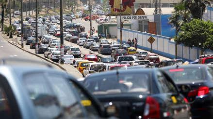 Venta de vehículos livianos y pesados cayó en agosto