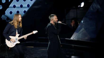 Maroon 5 suena fuerte para ser la figura estelar del show de medio tiempo del Super Bowl 2019