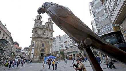 La vida en Pontevedra, la ciudad española que prohibió los autos