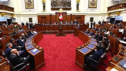 Bancadas presentan moción para que reformas se sometan a referéndum el 9 de diciembre