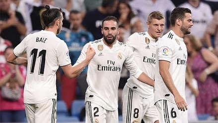 Los 5 cambios con los que Real Madrid afrontará la Champions League