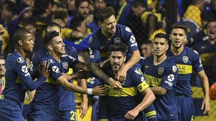 En La Bombonera: Boca Juniors venció 2-0 a Cruzeiro por la Copa Libertadores