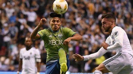 Mira el momento exacto de la lesión de Raúl Ruidíaz en la MLS