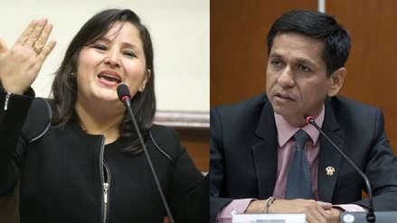 Los congresistas por Loreto, Meléndez y Arimborgo, se enfrentaron en el Congreso