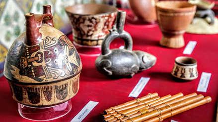 Perú recuperó 1,700 piezas arqueológicas y obras de arte desde nueve países