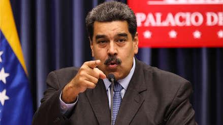 Maduro dice que pedirá US$ 500 millones a la ONU para repatriar a migrantes