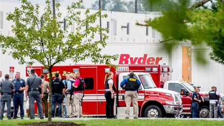 Tiroteo en zona comercial de Maryland dejó cuatro muertos