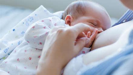 Lactancia materna, la clave para tener niños más saludables