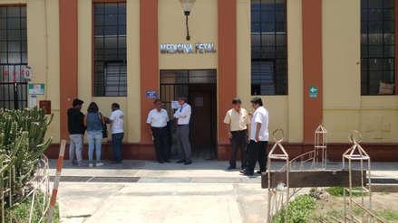 Extraño robo de equipos de ecografía en hospital Las Mercedes