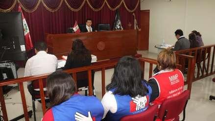 Poder Judicial dictó nueve meses de prisión preventiva contra madre que abusó de sus hijas