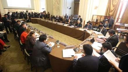Subcomisión de Acusaciones Constitucionales recomendó inhabilitar a Hinostroza y exmiembros del CNM