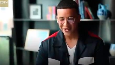 Daddy Yankee dice que siempre tuvo la visión del éxito mundial del reguetón