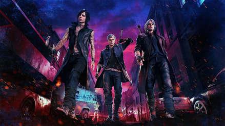 Tokyo Game Show: Nuevo trailer de Devil May Cry 5 nos muestra a Dante