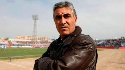 Juan Carlos Oblitas mostró su preocupación por la violencia en el fútbol peruano