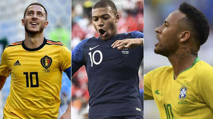El nuevo ránking FIFA: así quedó el Top 10 de septiembre